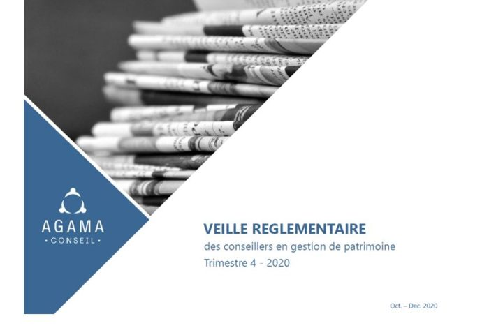 Regulatory News CGP – August to October 2020