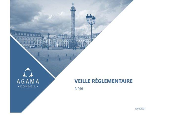 Regulatory News AGAMA N°46