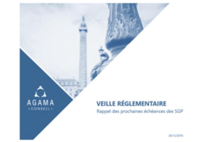 Regulatory News 2019