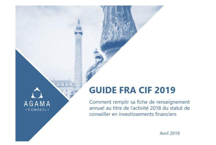 FRA CIF Guide 2019