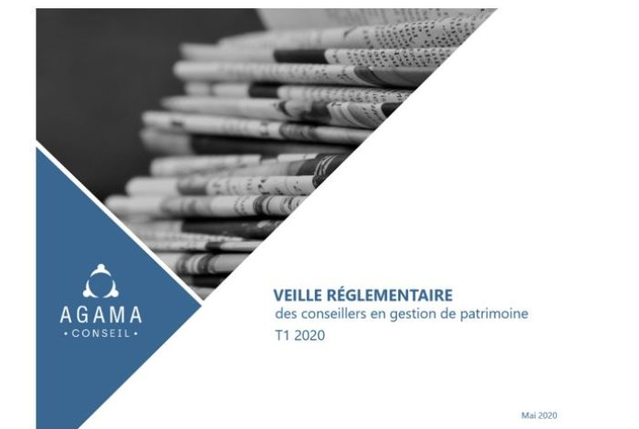 Regulatory News CGP – January to March 2020