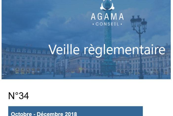 Regulatory News AGAMA N°34