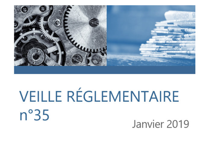 Regulatory News AGAMA N°35