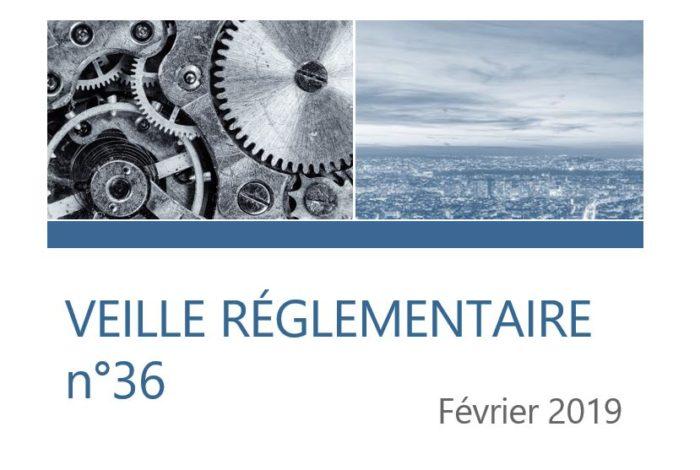 Regulatory News AGAMA N°36