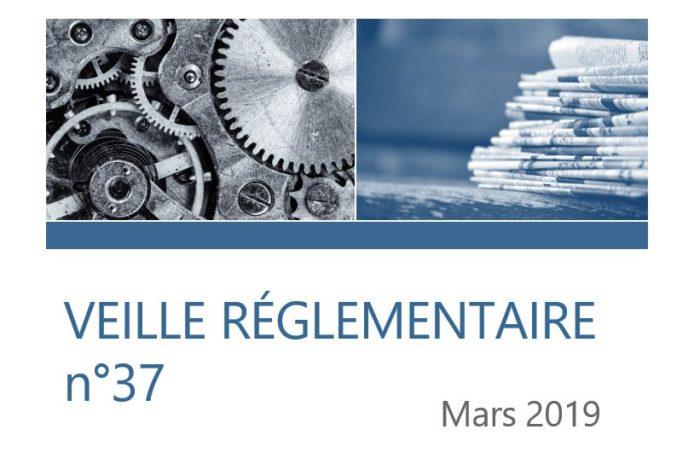 Regulatory News AGAMA N°37