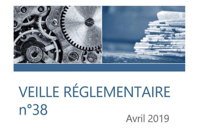 Regulatory News AGAMA N°38