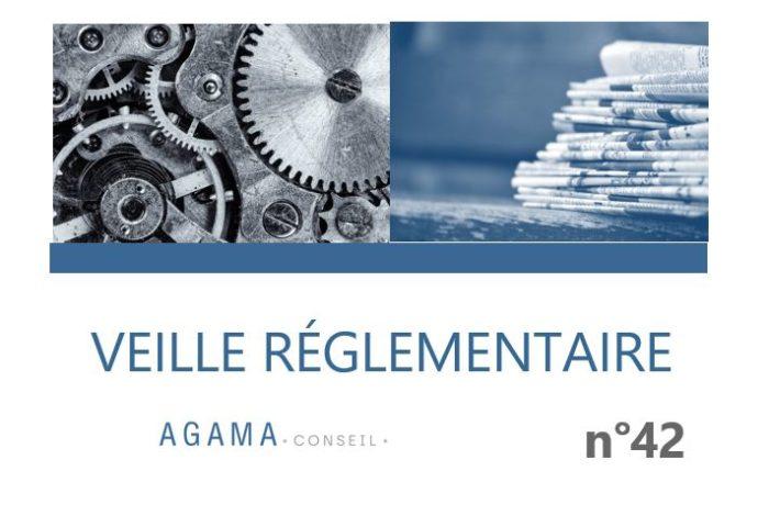 Regulatory News AGAMA N°42