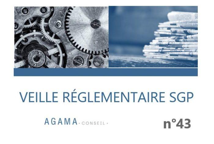 Regulatory News AGAMA N°43