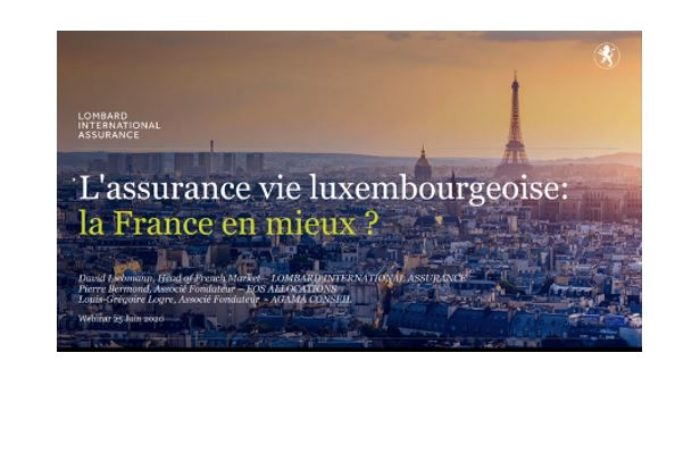 Luxembourg life insurance: read if you are a heritage professional …