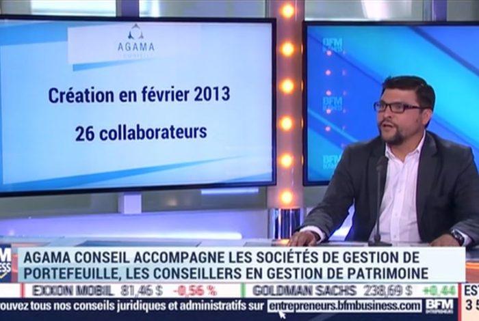 BFM Business – PME Stories : Interview with Louis-Grégoire Logre
