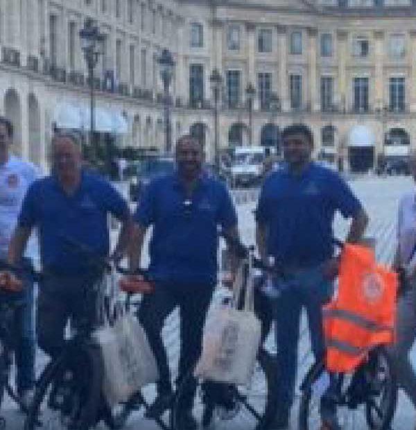 Tous en selle - des vélos électriques de fonction chez AGAMA Conseil