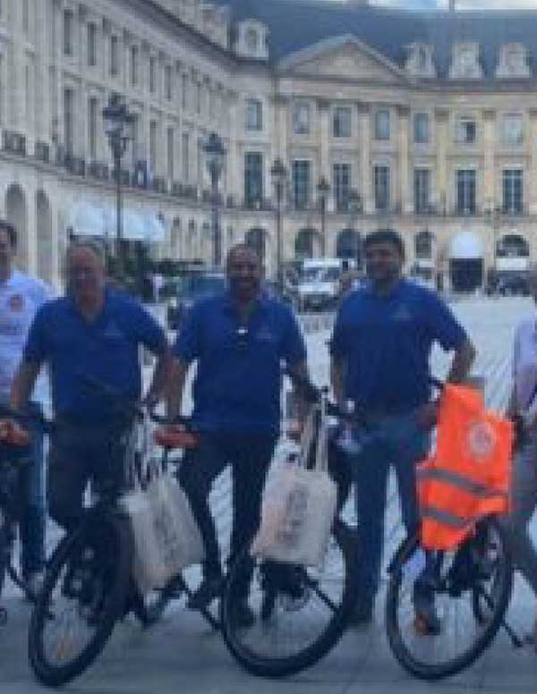 All in the saddle – Electric function bikes at AGAMA Conseil
