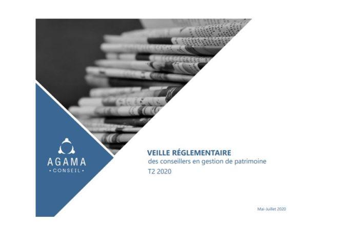 Regulatory News CGP – May to July 2020