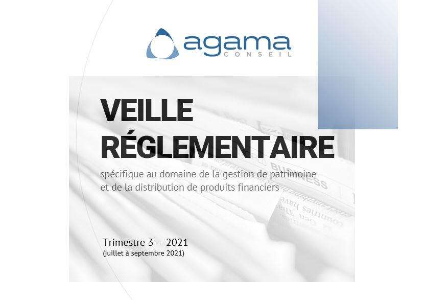 Regulatory News CGP – July to September 2021